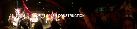 Spectacle en construction