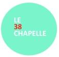 logo le 38 chapelle