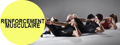 banière renforcement musculaire